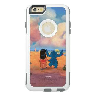 Lilo & Stich  Lilo & Stitch At The Beach OtterBox iPhone 6/6s Plus Case