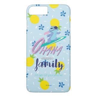 Lilo & Stich   Ohana Means Family iPhone 8 Plus/7 Plus Case