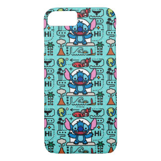 Lilo & Stich | Stitch Emoji iPhone 8/7 Case