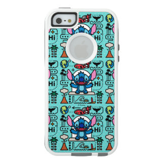 Lilo & Stich | Stitch Emoji OtterBox iPhone 5/5s/SE Case