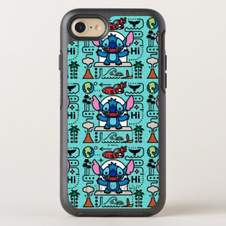 Lilo & Stich   Stitch Emoji OtterBox Symmetry iPhone 8/7 Case