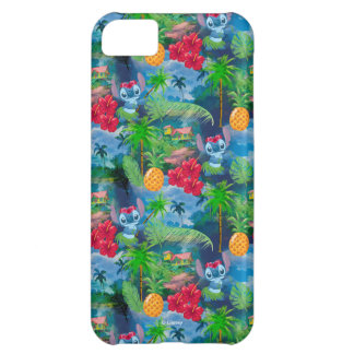 Lilo & Stich   Stitch Pattern iPhone 5C Covers