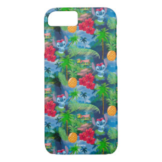 Lilo & Stich | Stitch Pattern iPhone 8/7 Case