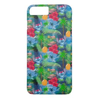 Lilo & Stich   Stitch Pattern iPhone 8 Plus/7 Plus Case