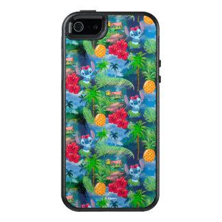 Lilo & Stich | Stitch Pattern OtterBox iPhone 5/5s/SE Case