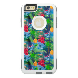Lilo & Stich   Stitch Pattern OtterBox iPhone 6/6s Plus Case