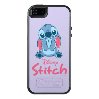 Lilo & Stich | Stitch & Scrump OtterBox iPhone 5/5s/SE Case