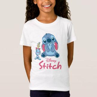 Lilo & Stich | Stitch & Scrump T-Shirt