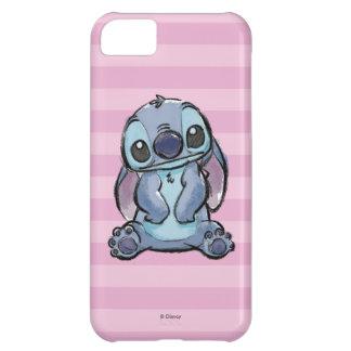 Lilo & Stich   Stitch Sketch iPhone 5C Cover