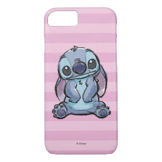 Lilo & Stich   Stitch Sketch iPhone 8/7 Case