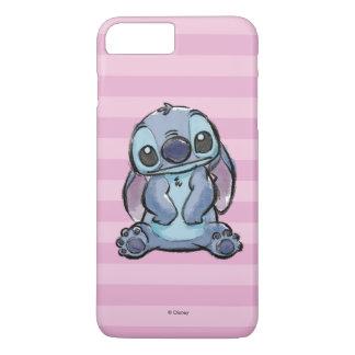 Lilo & Stich   Stitch Sketch iPhone 8 Plus/7 Plus Case