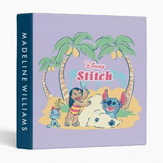 Lilo & Stitch   Come visit the islands! Binders
