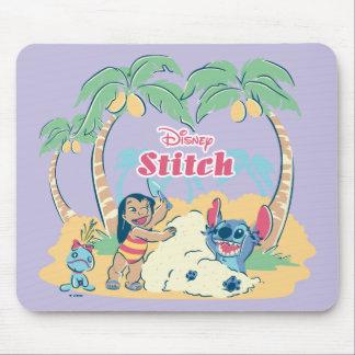 Lilo & Stitch | Come visit the islands! Mouse Pad