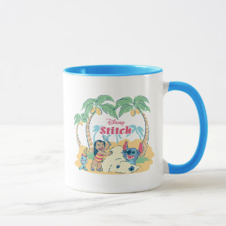 Lilo & Stitch | Come visit the islands! Mug