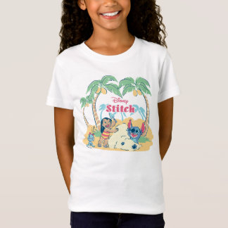 Lilo & Stitch | Come visit the islands! T-Shirt
