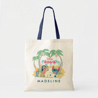 Lilo & Stitch | Come visit the islands! Tote Bag