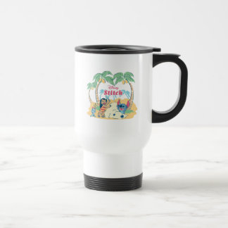 Lilo & Stitch | Come visit the islands! Travel Mug