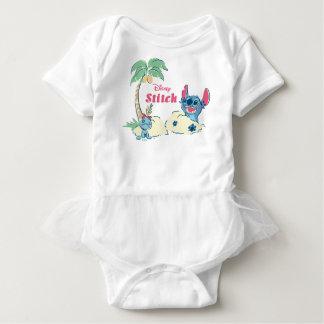 Lilo & Stitch | Ohana Means Family Baby Bodysuit