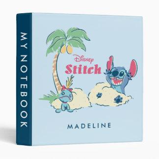 Lilo & Stitch | Ohana Means Family Binder