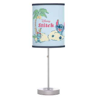 Lilo & Stitch | Ohana Means Family Table Lamps