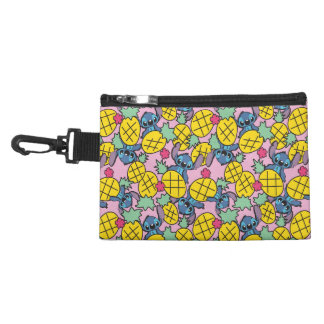 Lilo & Stitch | Pineapple Pattern Accessories Bags