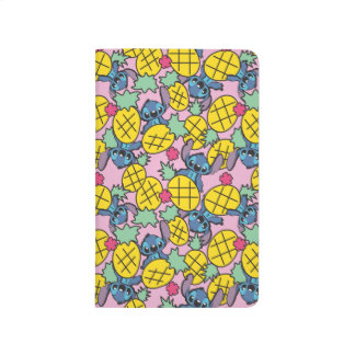 Lilo & Stitch | Pineapple Pattern Journal