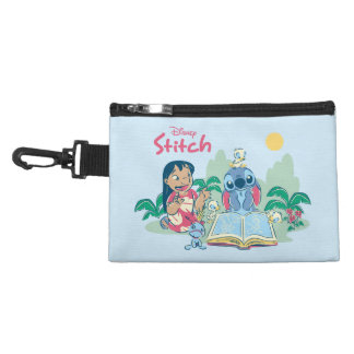 Lilo & Stitch | Reading the Ugly Duckling Accessory Bag