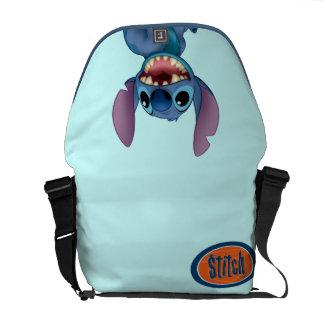 Lilo & Stitch | Stitch Excited Messenger Bags