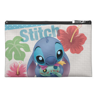 Lilo & Stitch | Stitch with Ugly Doll Travel Accessory Bags