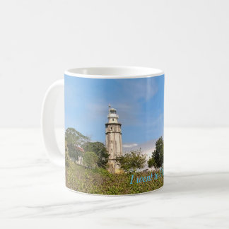 Liloan Lighthouse Philippines Mug
