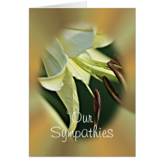 Lily 3482 card for any occasion-customize