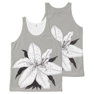 Lily All-Over-Print Tank Top