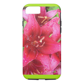 Lily Apple iPhone Case