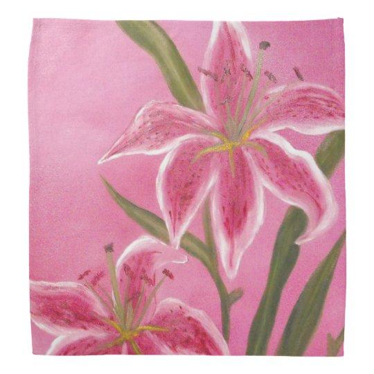 lily bandana