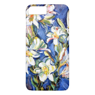 Lily, floral painting iPhone 8 plus/7 plus case
