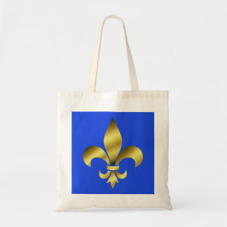 lily flower tote bag