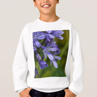 Lily of the Nile  (Agapanthus sp.) Sweatshirt