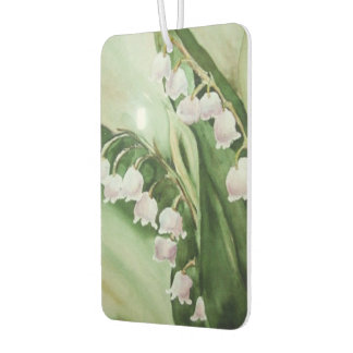 LILY OF THE VALLEY AIR FRESHENER