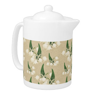 Lily of the valley antique design