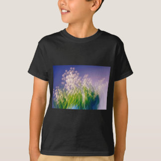 Lily of the Valley Dance in Blue T-Shirt