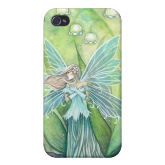 Lily of the Valley Fairy iPhone Case Cases For iPhone 4