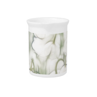 Lily of the Valley Flower Bouquet Pitcher