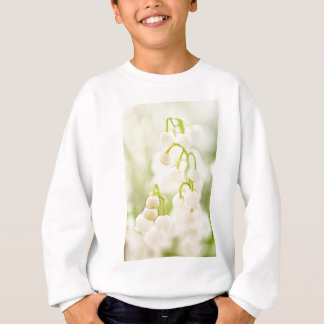 Lily of the Valley Flower Group Sketch Sweatshirt
