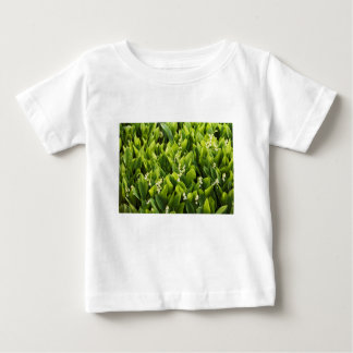 Lily of the Valley Flower Patch Baby T-Shirt