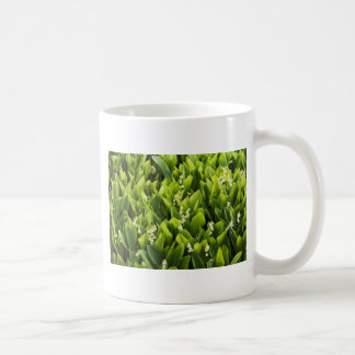 Lily of the Valley Flower Patch Coffee Mug