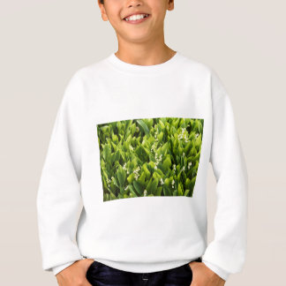 Lily of the Valley Flower Patch Sweatshirt