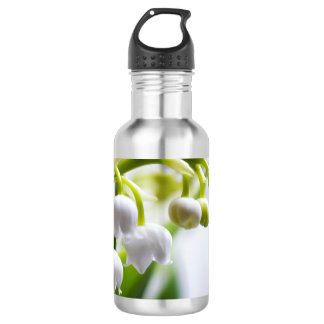 Lily of the Valley Flowers 532 Ml Water Bottle