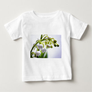 Lily of the Valley Flowers Baby T-Shirt