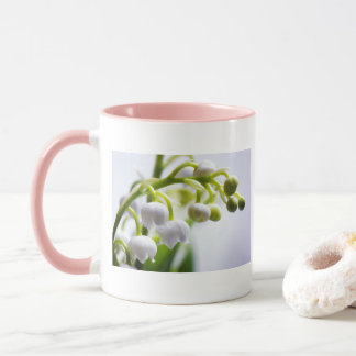 Lily of the Valley Flowers Mug