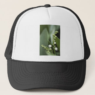 Lily of the Valley Flowers Trucker Hat